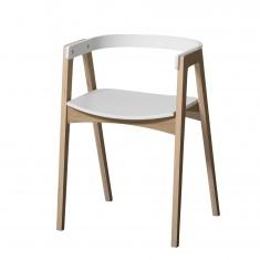 Chaise de bureau en bois - Design Scandinave