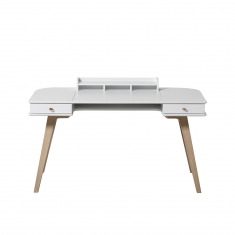 bureau modulable en bois