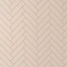 Papier peint intissé 100% écologique à motifs géométriques