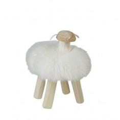 mouton tabouret Gustave design scandinave