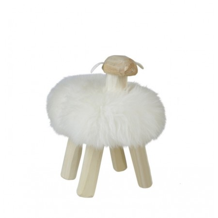 Tabouret mouton Gustave