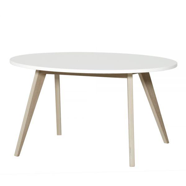 table enfant en bois au design contemporain oliver furniture. Black Bedroom Furniture Sets. Home Design Ideas