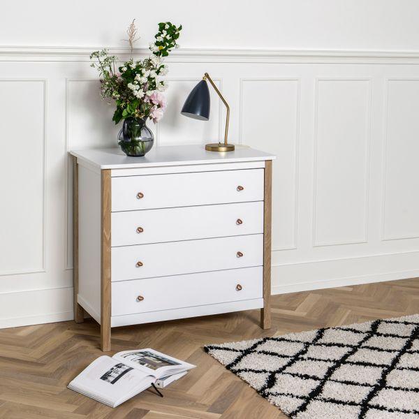 Commode design en bois Oliver Furniture