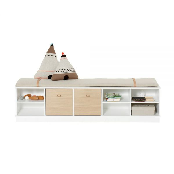 meuble de rangement enfants ing nieux fixer au mur ou poser au sol. Black Bedroom Furniture Sets. Home Design Ideas