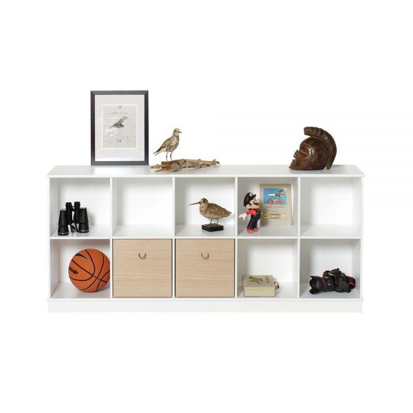Rangement Chambre Enfant Garçon Oliver Furniture 5x2 ...