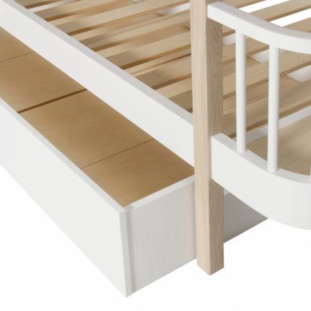 Tiroir de lit Wood