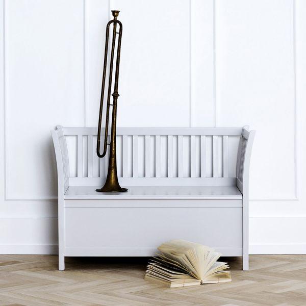 great banc de rangement enfant banquette coffre jouets gris with banc coffre de rangement enfant. Black Bedroom Furniture Sets. Home Design Ideas
