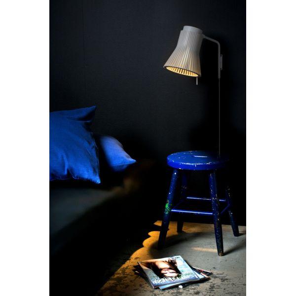 Lampe De Chevet Design A Fixer Au Mur Design Nordique Au Naturel