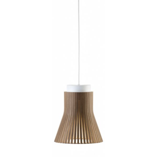 Lampe A Suspendre Originale En Bois De Bouleau Design Scandinave
