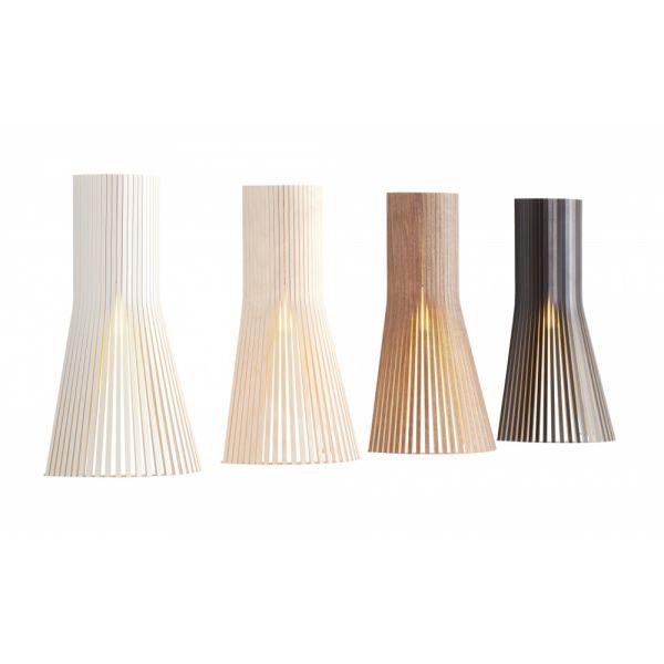 Applique Secto En Bois Lampe Design Scandinave