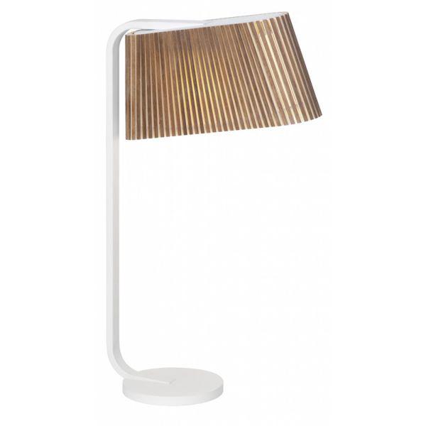 lampe de table contemporaine en bois design nordique. Black Bedroom Furniture Sets. Home Design Ideas