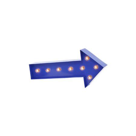 Flèche lumineuse personnalisables