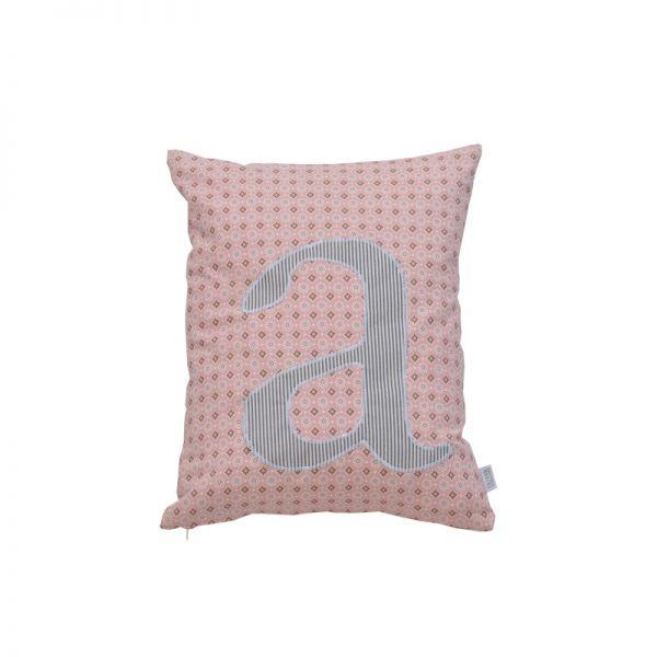 coussin personnalis avec le pr nom ou texte que vous souhaitez. Black Bedroom Furniture Sets. Home Design Ideas
