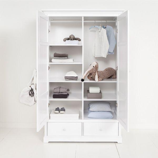 armoire et dressing pour chambre d'enfant, design moderne scandinave
