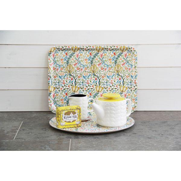 plateau design en bois style art d co. Black Bedroom Furniture Sets. Home Design Ideas