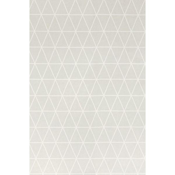 Papier Peint Kaleidoscope Vintage Gris Design Scandinave