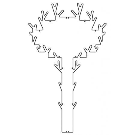 Portemanteau arbre Tree hanger