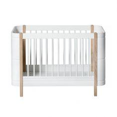 lit bébé compact design scandinave