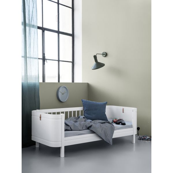 Lit b b volutif de 0 9 ans oliver furniture design danois - Lit evolutif garcon ...