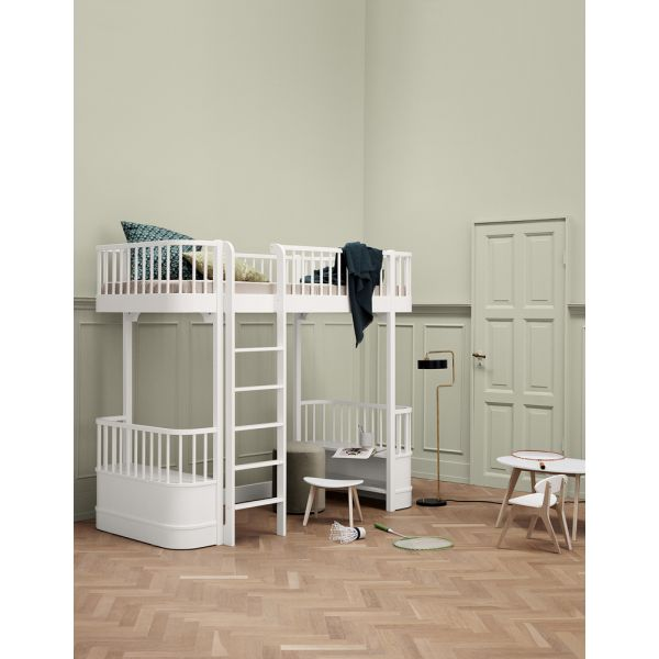 lit mezzanine volutif pour enfants design scandinave oliver furniture. Black Bedroom Furniture Sets. Home Design Ideas