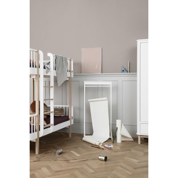 Lit superpos volutif pour enfants design cologique en bois massif - Lit superpose evolutif ...