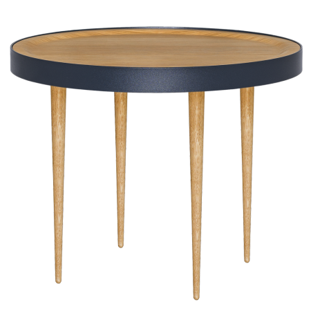 Table Natantis Wood 49cm
