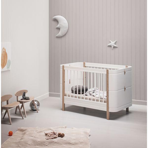 ... Lit Bébé évolutif Design Scandinave Mini Plus Oliver Furniture ...