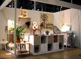 björka design au salon Art & Décoration