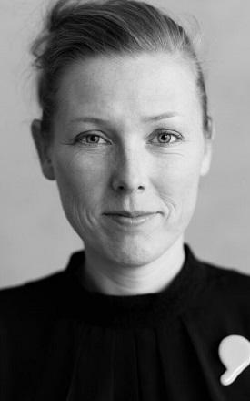 Designer scandinave Louise Hederström
