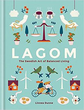 Livre sur l'art de vivre suédois