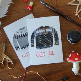 Artisanat scandinave, gastronomie norvégienne, cadeaux authentiques