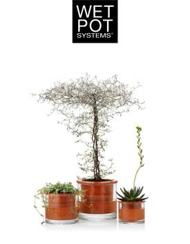 Pot intelligent pour plantes